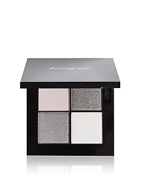 Lasting Colour Luxe Quad Eyeshadow