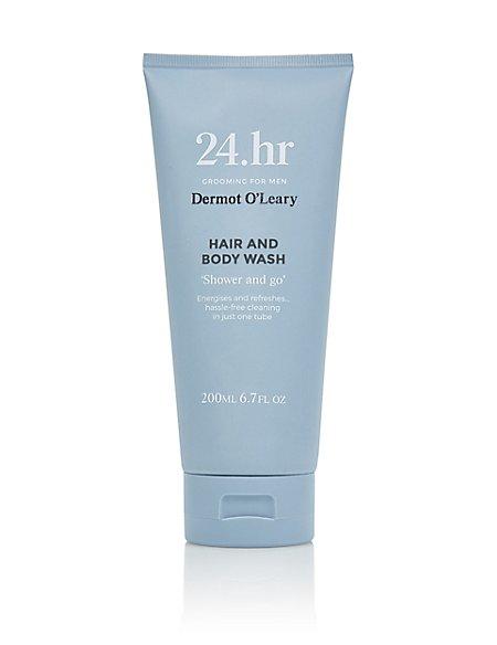 Hair & Body Wash 200ml