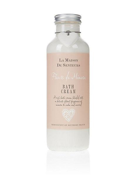 Fleurs de Mimosa Bath Cream 400ml