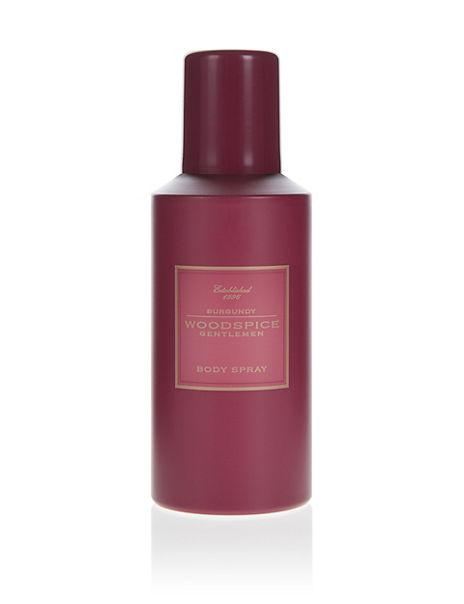 Burgundy Body Spray 150ml