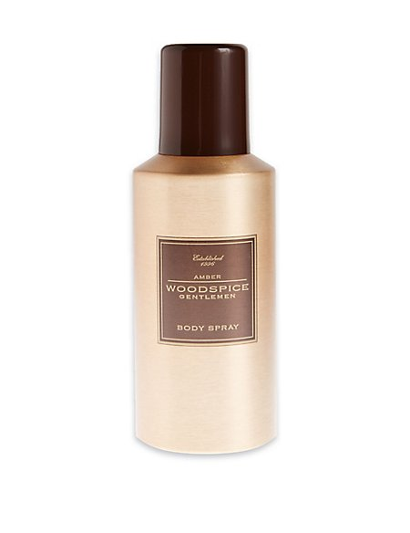 Amber Body Spray 150ml