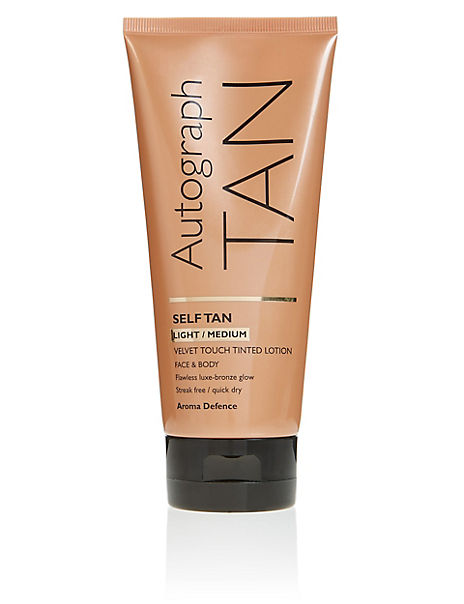 Self Tan Tinted Lotion - Light to Medium 200ml