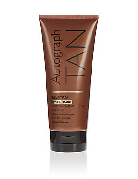 Self Tan Tinted Lotion - Medium to Dark 200ml