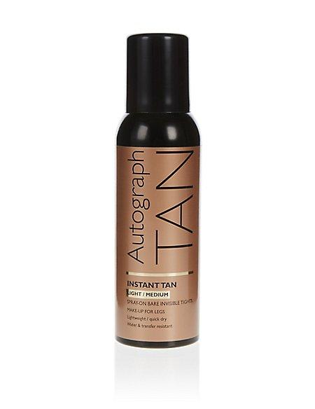Self Tan Spray on Tights- Light to Medium 125ml
