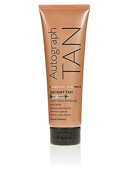 Instant Tan Tinted Gel- Light to Medium 125ml