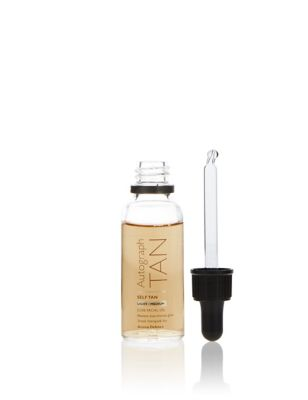 Self Tan Luxe Facial Oil 28ml by Marks & Spencer