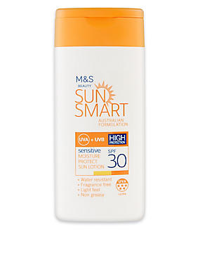 Sensitive Lotion SPF30 400ml