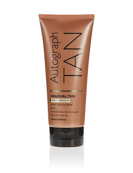 Gradual Tan Body Crème- Light to Medium 200ml