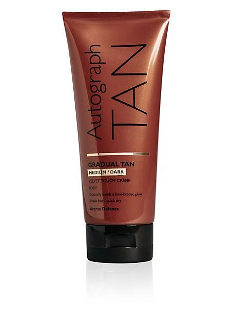 Gradual Tan Body Crème - Medium to Dark 200ml