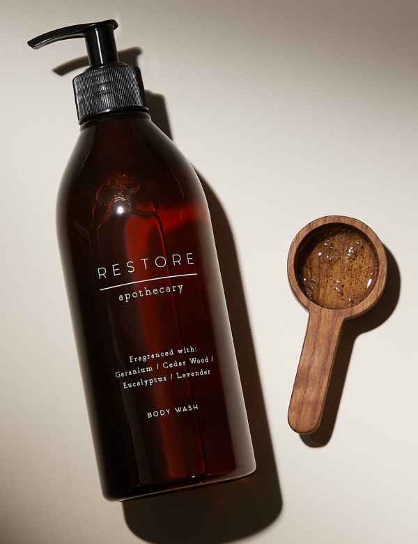 hbp60292114: Restore Body Wash 470ml