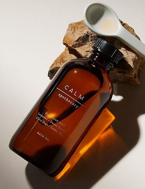 Calm Bath Oil 230ml