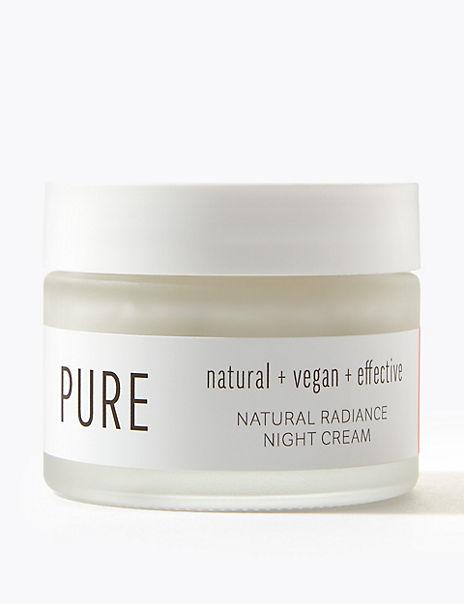 Natural Radiance Night Cream 50ml