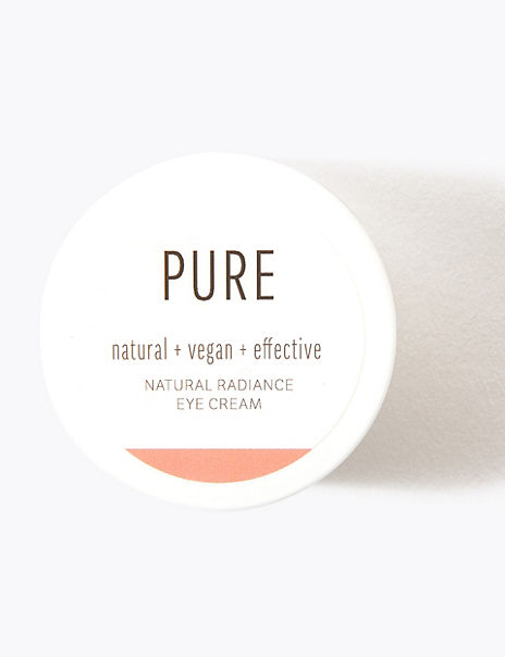 Natural Radiance Eye Cream 15ml