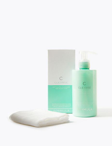 Hot Cloth Cleanser 250ml