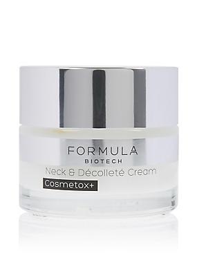 Biotech Neck & Decollete Cream Cosmetox+ 50 ml