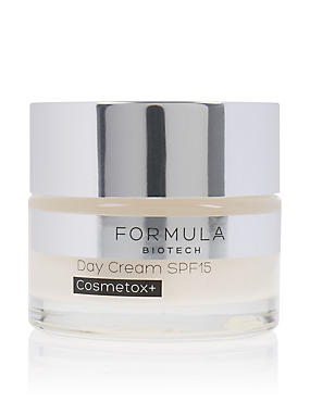 Biotech Day Cream SPF15 Cosmetox+ 50 ml