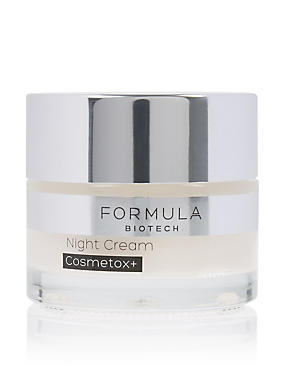 Biotech Night Cream Cosmetox+ 50 ml