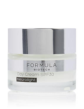 Biotech Day Cream SPF30 Neurolight Dark Spot Correcting 50ml