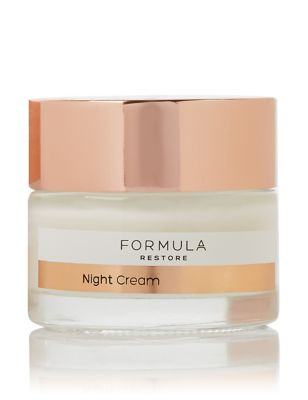 Restore Night Cream 50ml by Marks & Spencer
