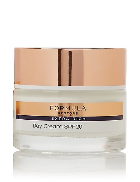 Restore Extra Rich Day Cream SPF20 50ml