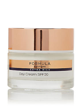 Restore Extra Rich Day Cream SPF2O 50ml