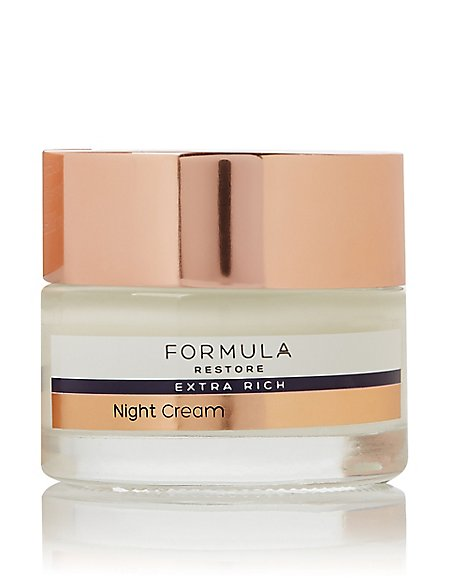 Restore Extra Rich Night Cream 50ml
