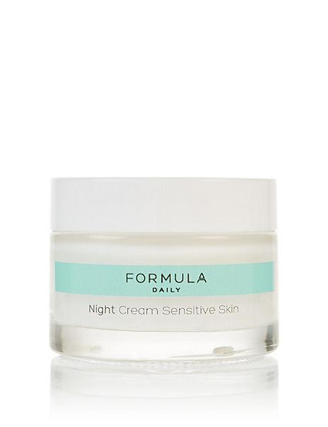 Night Cream Sensitive Skin 50ml