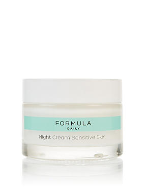 Night Cream Sensitive Skin 50ml