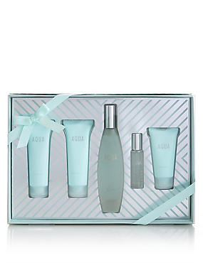 Aqua Fragrance Gift Set