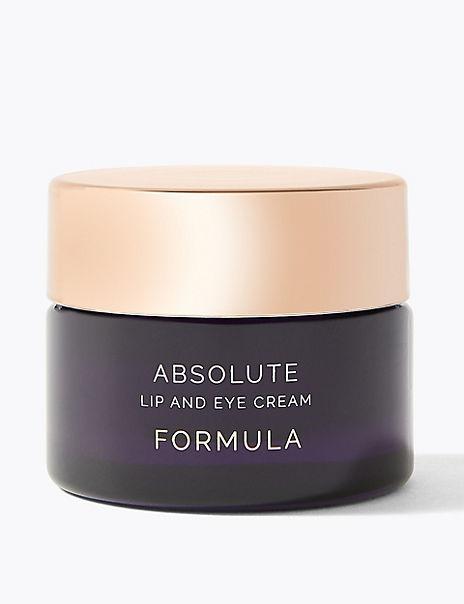 Absolute Lip & Eye Cream 15ml