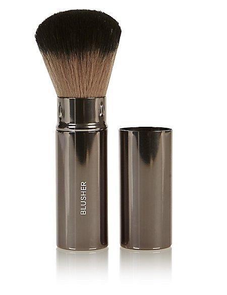 Retractable Blusher Brush