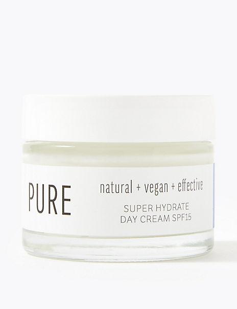 Super Hydrate Day Cream SPF 15 50ml