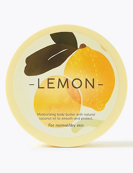 Lemon Body Butter 200ml