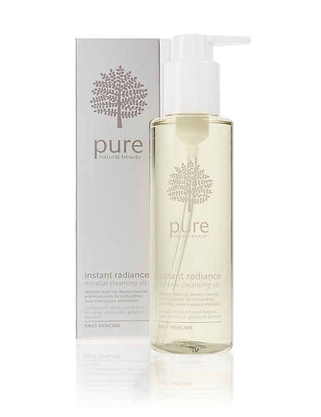 Instant Radiance Micellar Cleansing Oil 150 ml