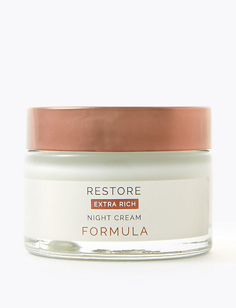 Restore Extra Rich Night Cream 50ml