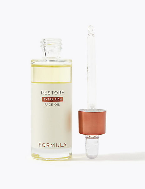Restore Extra Rich Face Oil 30ml