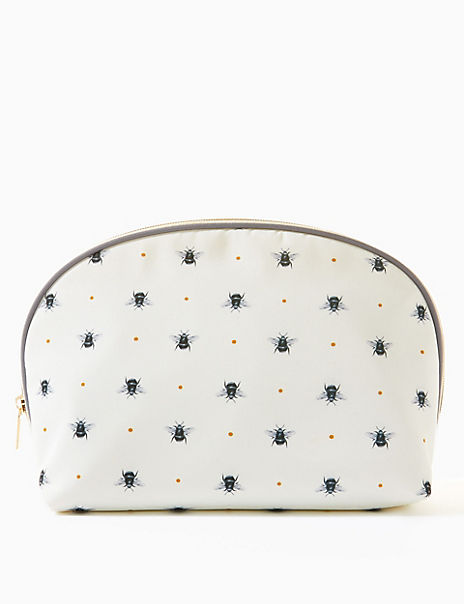 Bee Wash Bag