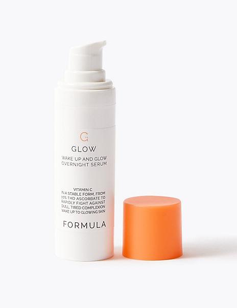 Glow Overnight Serum 30ml