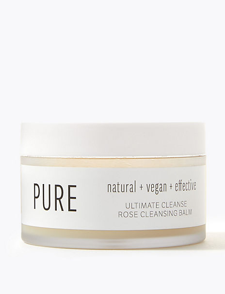 Ultimate Cleanse Rose Cleansing Balm 100g