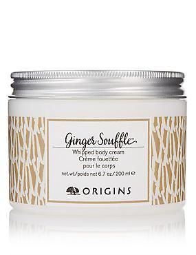Ginger™ Soufflé Whipped Body Cream 200ml