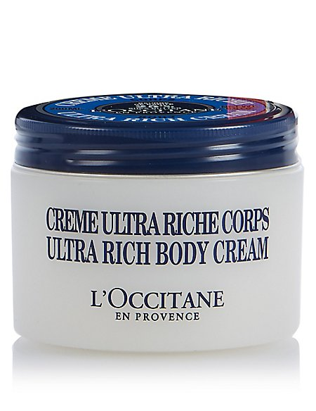 Ultra Rich Body Cream 200ml