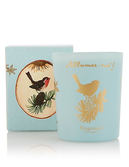Pine-Tree Candle 200g