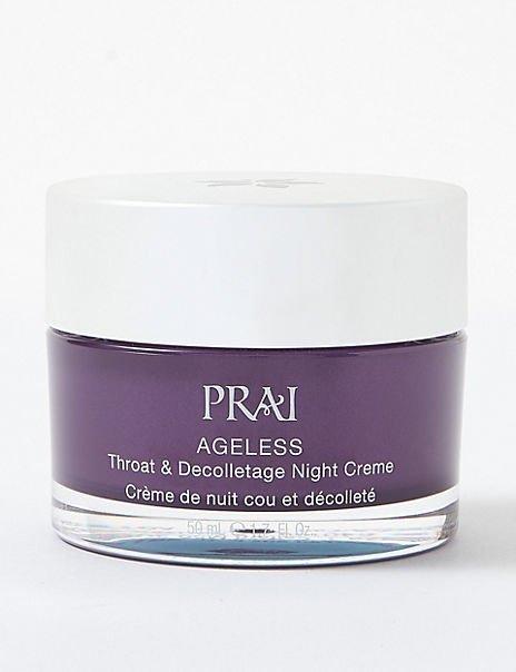 Ageless Throat & Décolletage Night Crème with Retinol 50ml