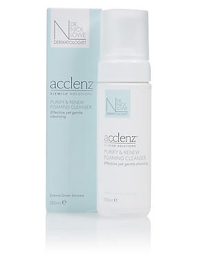 Purify & Renew Foaming Cleanser 150ml
