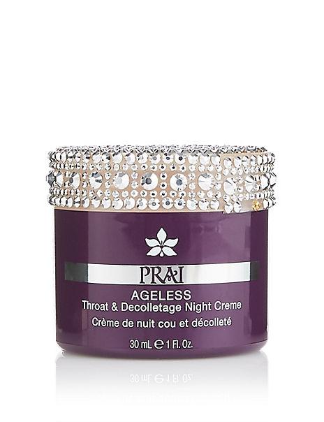 Ageless Throat& Decolletage Night Creme 30ml