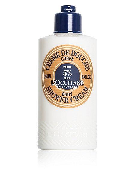 Shea Butter Shower Cream 250ml