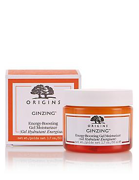 Ginzing™ Energy-Boosting Gel Moisturizer 50ml