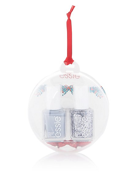 Merry Mani Bauble Duo Kit