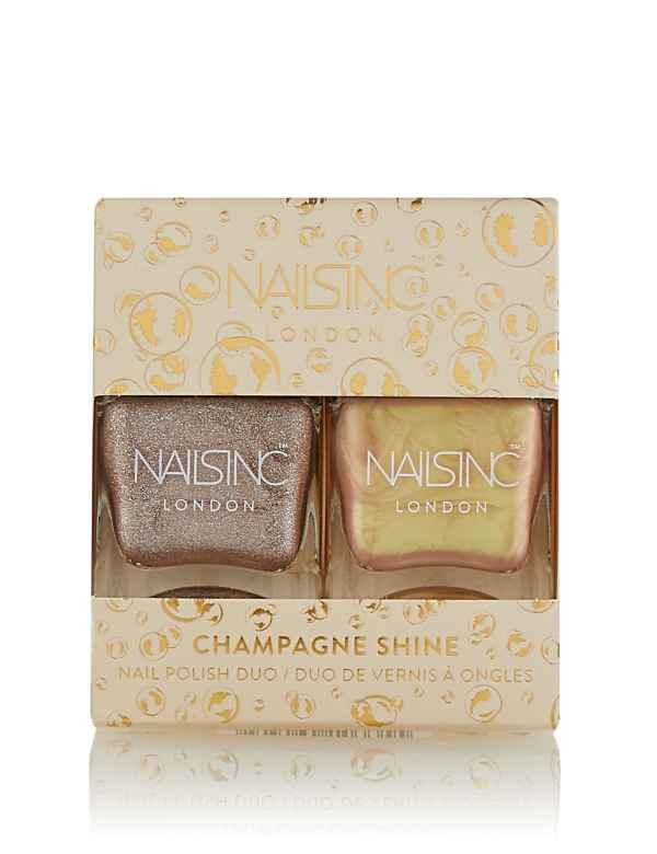 f193812211 Champagne Shine Duo. Nails Inc.
