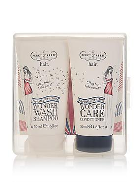 Wonder Wash Shampoo & Wonder Care Conditioner Duo